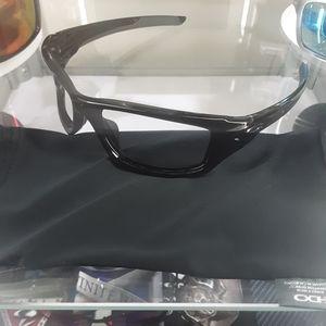 Oakley Valve Polished Black Frame New
